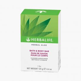 Herbal Aloe Banyo ve Vücut Sabunu
