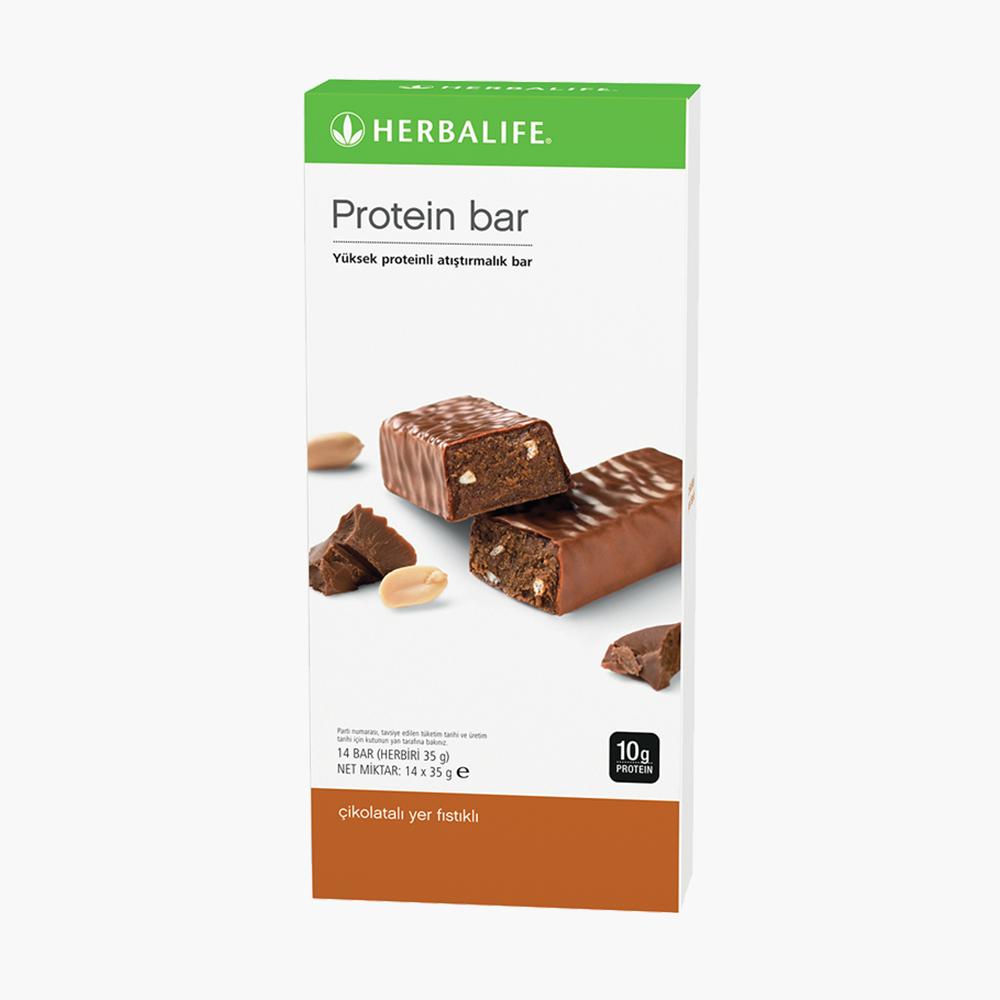Herbalife Protein Bar Çikolatalı Yer Fıstıklı - herbalsiparisim