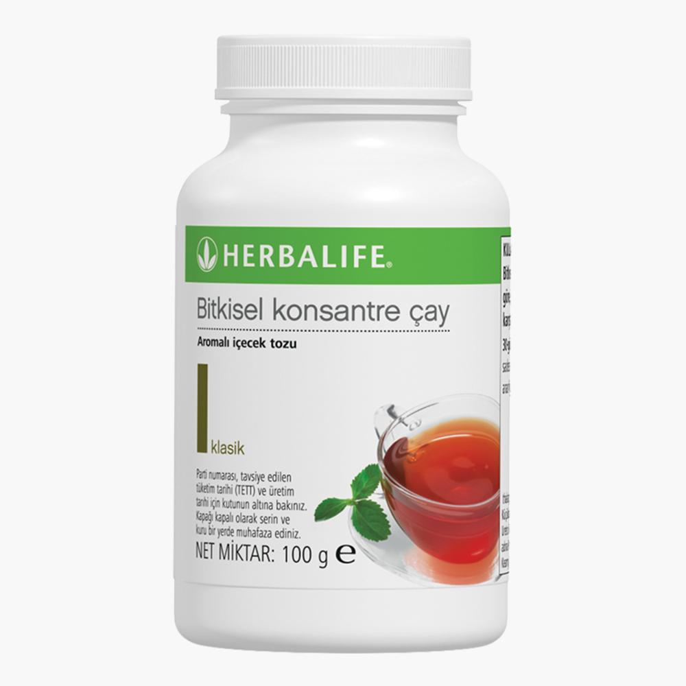 Herbalife Bitkisel Konsantre Çay  Klasik 100 gr - herbalsiparisim