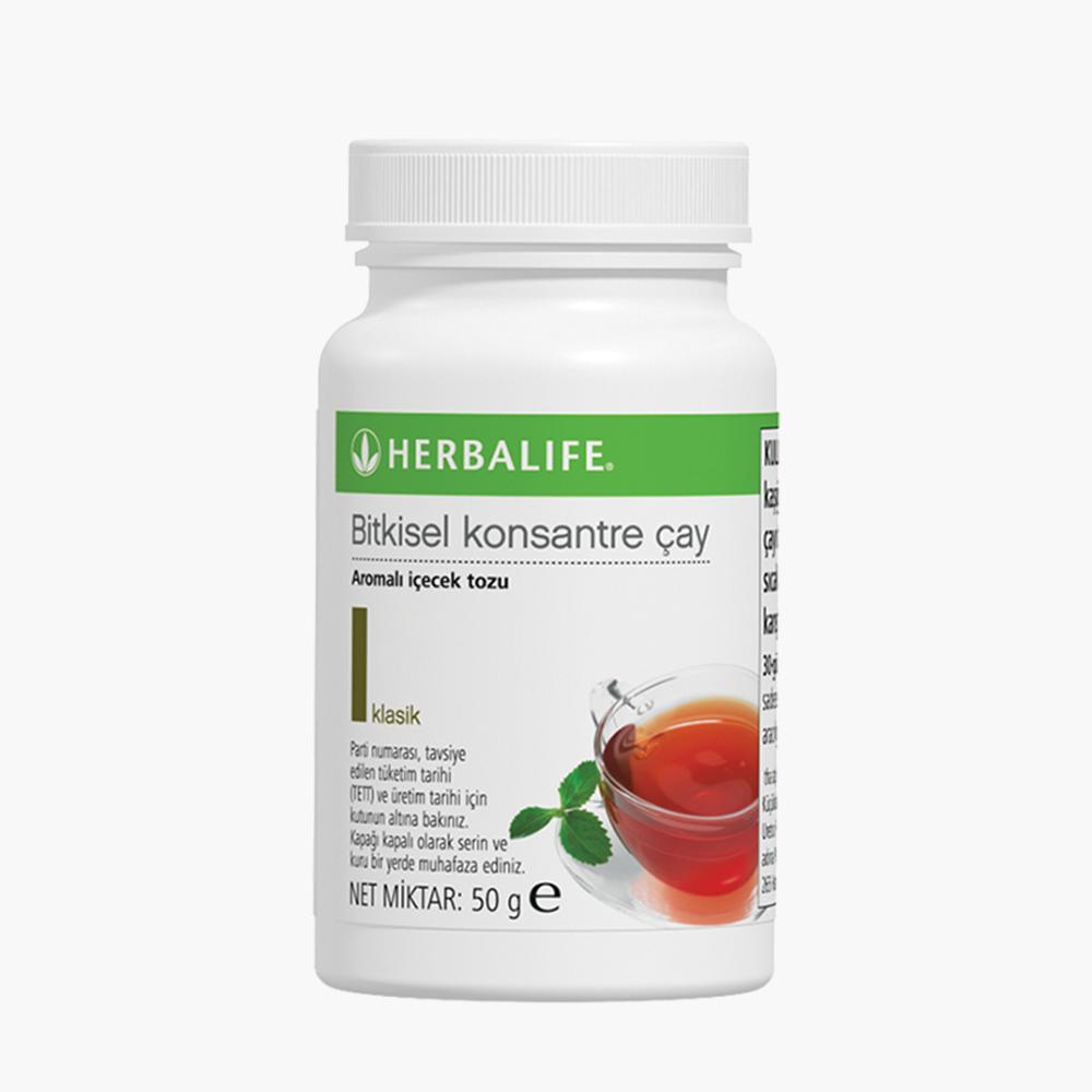 Herbalife 50 Gr Klasik Çay - herbalsiparisim