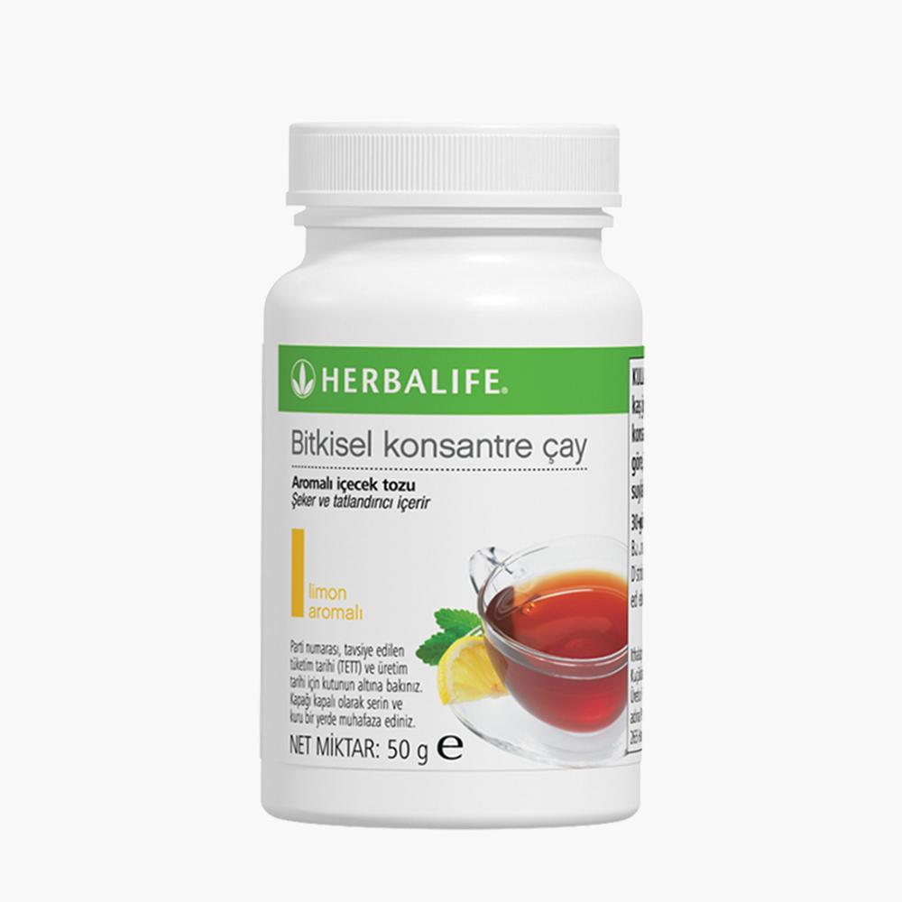 Herbalife 50GR Limon Çay - herbalsiparisim