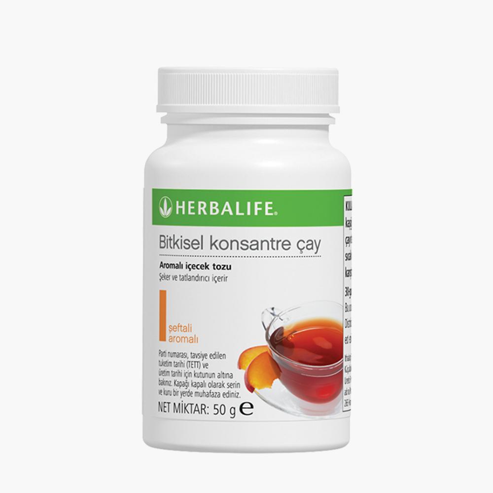 Herbalife 50 Gr Şeftali Çay - herbalsiparisim