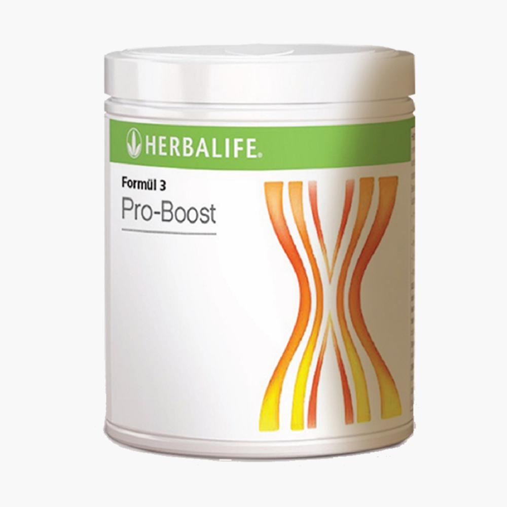 Herbalife Pro-Boost Yüksek proteinli aromalı içecek tozu - herbalsiparisim