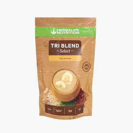 Herbalife Tri Blend Select Muz Aromalı 600 gr