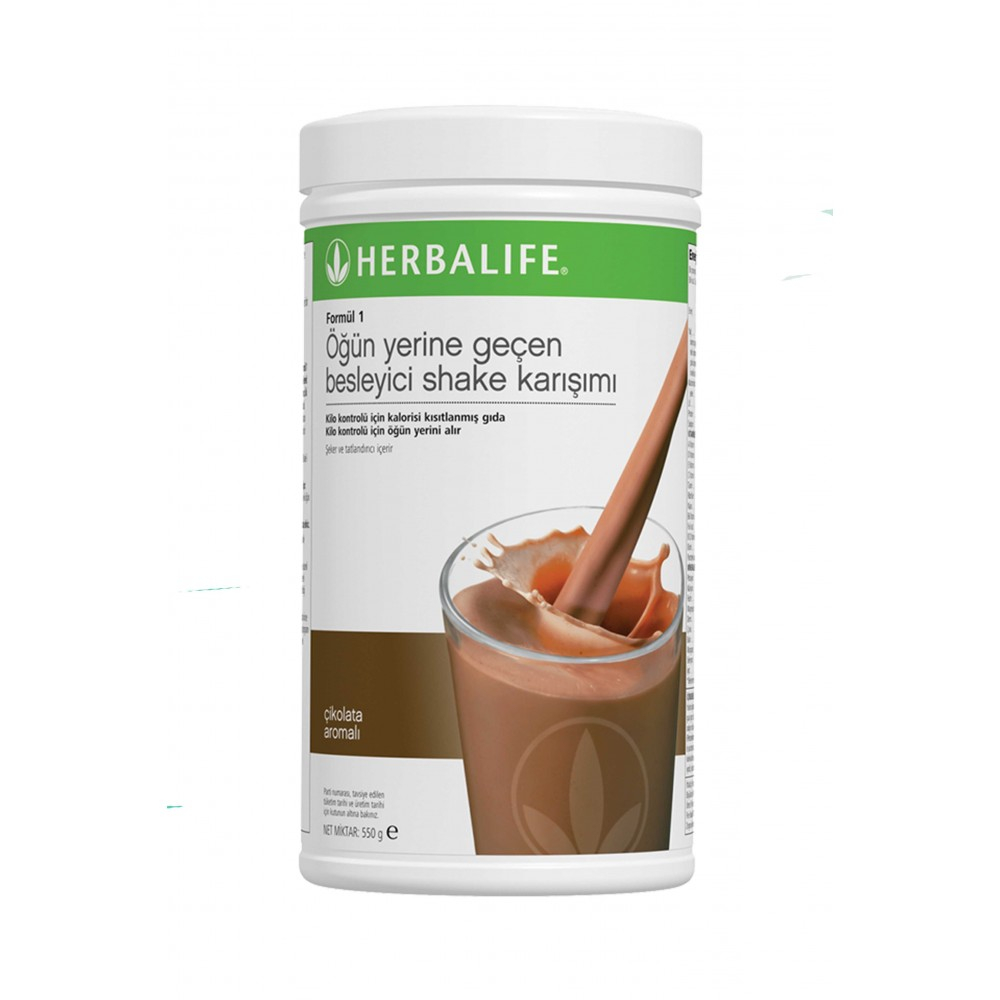 Herbalife Çikolata Aromalı Shake - herbalsiparisim