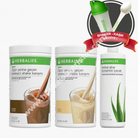 Herbalife Aloe Set