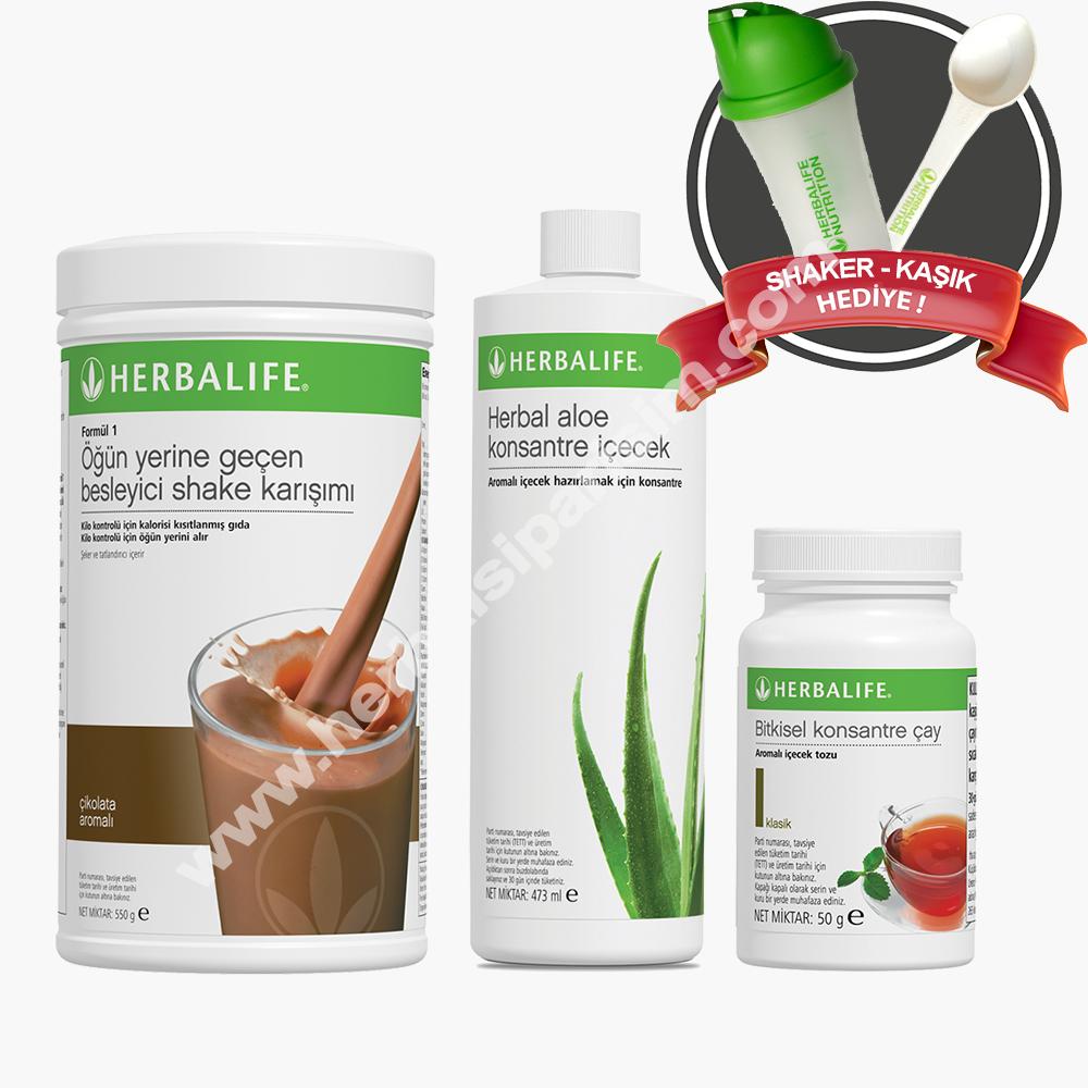 Herbalife ideal Set - herbalsiparisim